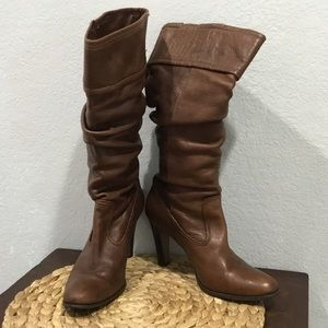 Matisse Brown Leather Boot Size 9
